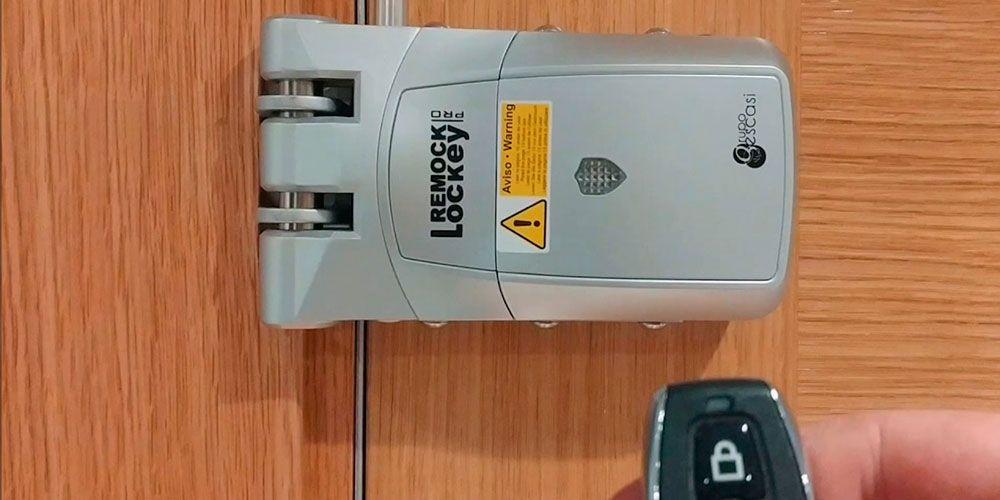 Remock Lockey Pro RLP4G cerradura invisible