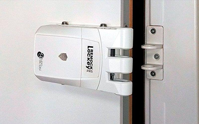 cerradura electronica mejora seguridad del hogar