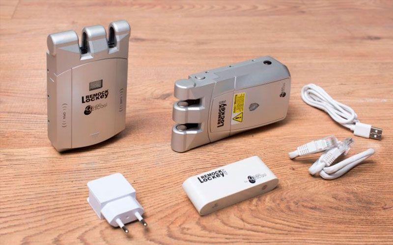 remock lockey pro cerradura electronica
