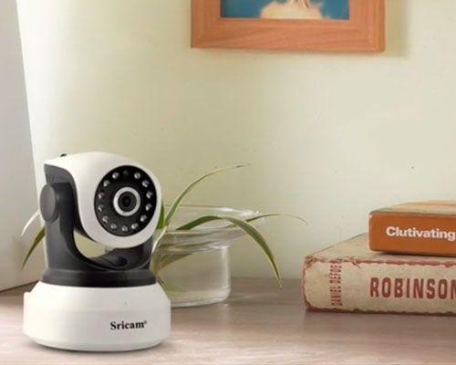sricam 1080p camara vigilar casa