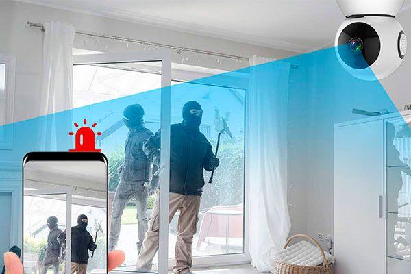vigilar casa ladrones videovigilancia