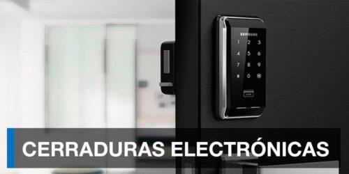Cerraduras Electrónicas – Qué son, cómo funcionan y cuales son las mejores